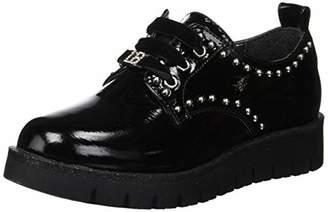 Laura Biagiotti DOLLS Girls' L-4650 Gymnastics Shoes (Black 4650)