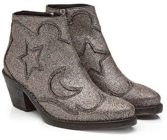 McQ Solstice Zipped Ankle Boots