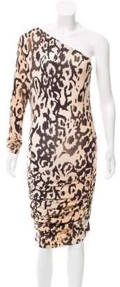 Tart One-Shoulder Knit Dress