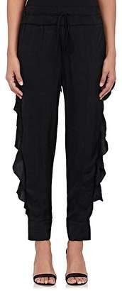 Manning Cartell Women's Ruffle Satin Pants