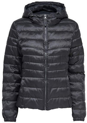 Only Quilted Hooded Jacket