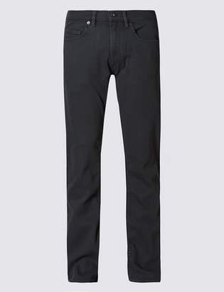 9b8ec4fb64940 at Marks and Spencer · M S Collection Slim Fit Stretch Travel Jeans