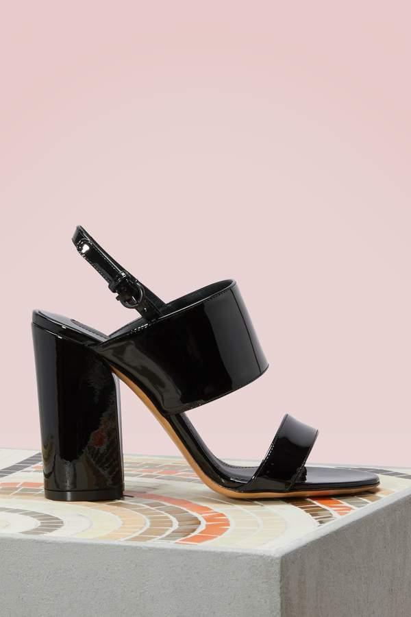 Salvatore Ferragamo Elba high heels sandals