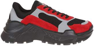 Balmain Jace Technical Sneakers