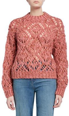 Stine Goya Alex Chunky Mohair Sweater