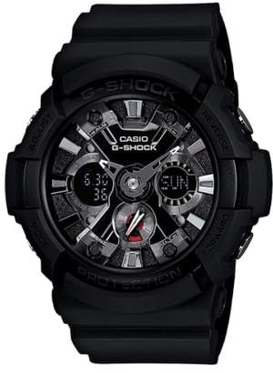 G-Shock BABY-G X-Large Dual Movement Watch, 55mm