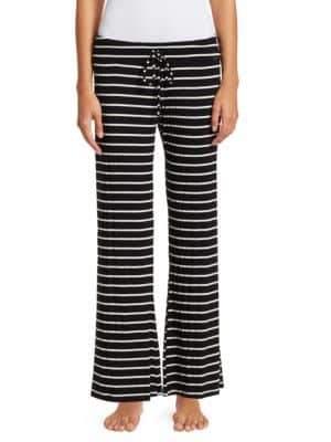 Eberjey Lounge Stripes Pant