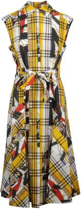 Burberry Archive Scarf Print Check Dress