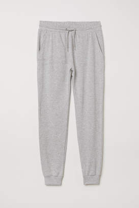 H&M Skinny Fit Joggers - Gray