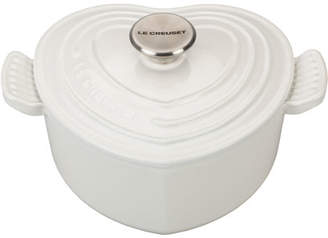 Le Creuset Heart Cocotte with Stainless Steel Knob