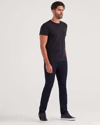 7 For All Mankind 32'' Inseam Luxe Performance Slimmy with Clean Pocket in Deep Well