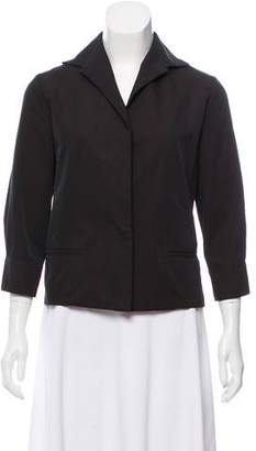 Marni Casual Button-Up Blazer