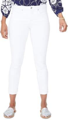 NYDJ Ami Cuffed Ankle Skinny Jeans