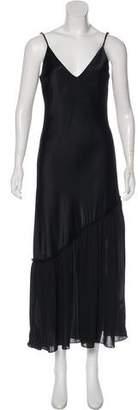 Frame Sleeveless Maxi Dress w/ Tags