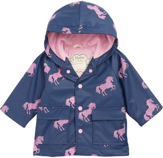 Hatley Horse Waterproof Hooded Raincoat
