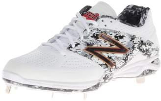 New Balance Men's L4040 Baseball Metal Low Shoe