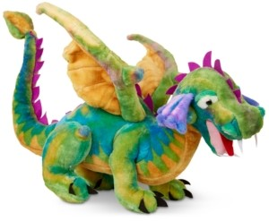 Melissa & Doug Plush Giant Dragon