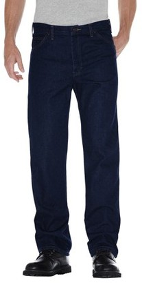 Dickies Men's Regular Straight Fit 5-Pocket Denim Jean