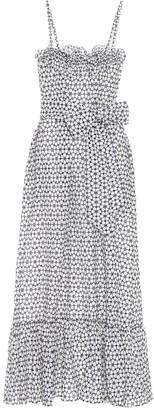 Lisa Marie Fernandez Liz cotton dress