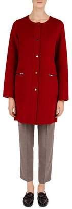 Gerard Darel Reversible Wool Coat