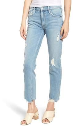Mother The Flirt Ankle Slim Jeans