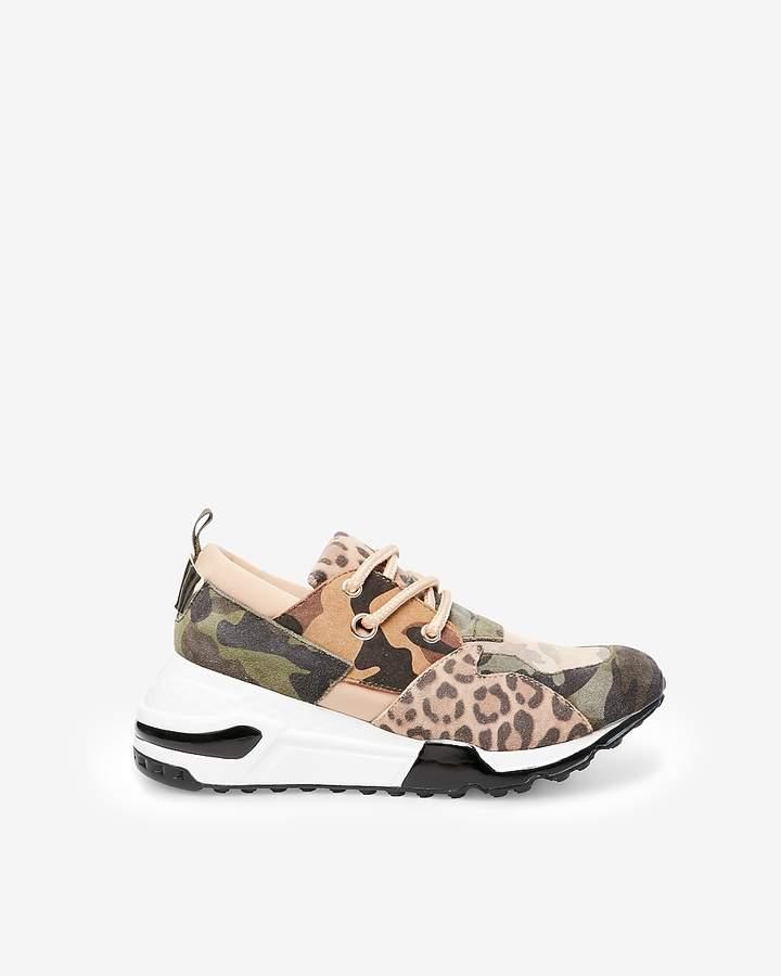 Express Steve Madden Cliff Sneakers