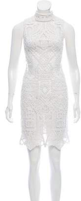 Jonathan Simkhai 2016 Embroidered Dress