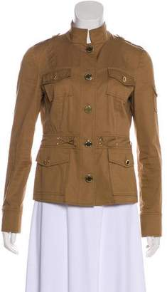 Tory Burch Casual Long-Sleeve Jacket