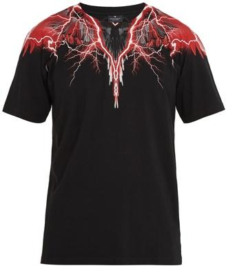 MARCELO BURLON Worr cotton-jersey T-shirt $179 thestylecure.com