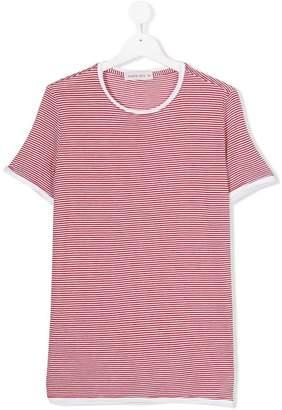 Manuel Ritz Kids Teen striped short sleeve T-shirt