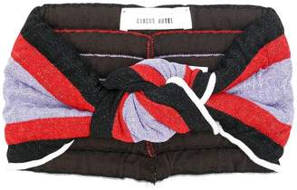 Circus Hotel knot head band