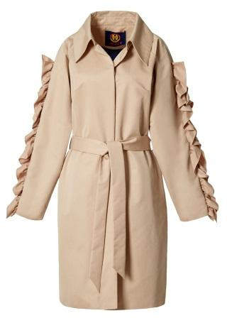 Clover Trench Coat 01