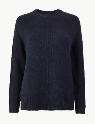 Marks and Spencer Cosy Relaxed Fit Jumper