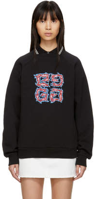 Givenchy Black 4G Sweatshirt