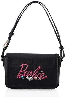 Barbie Fashion Girls Women Lady PU Shoulder Bag Cross-body Bag 23.5x7.5x15.5CM #BBFB271.01A
