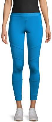 adidas by Stella McCartney Logo-Taped Cropped Leggings