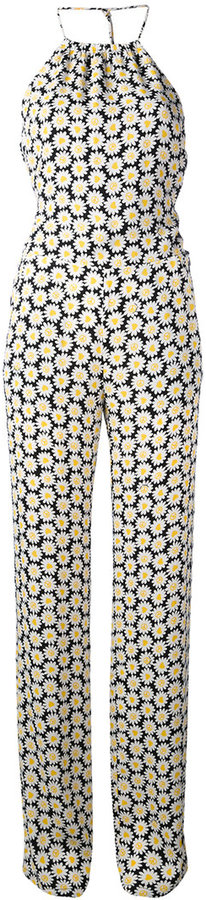 Love Moschino Love Moschino daisy print jumpsuit