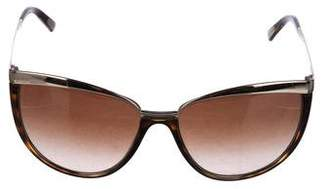 Dolce & Gabbana Cat-Eye Gradient Sunglasses