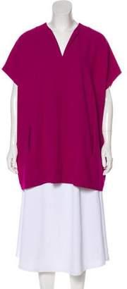 Diane von Furstenberg Oversize Sleeveless Tunic
