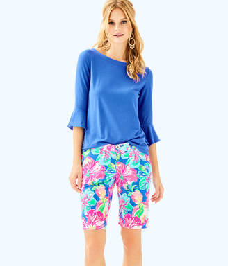 Lilly Pulitzer Womens 10 Chipper Short