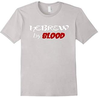 Hebrew Israelite Clothing Judah Hebrew by Blood T-Shirt