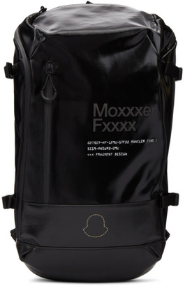 Moncler Genius 7 Hiroshi Fujiwara Black Backpack