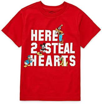Disney Mickey and Friends Graphic T-Shirt-Big Kid Boys