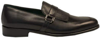 Mezlan Octavio Kilted Loafer