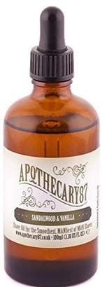 Apothecary 87, 1893 Hydrating and Healing Shaving Oil - Sandalwood and Vanilla, 86g (3 Oz) by Apothecary 87