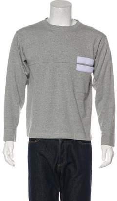 Marni Velcro-Accented Sweatshirt