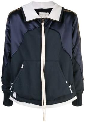 Greg Lauren spread collar jacket