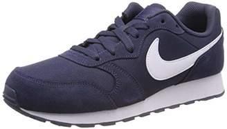 more photos 731cb b66f5 Nike Baby Boys   Md Runner 2 Pe (Gs) Running Shoes, White