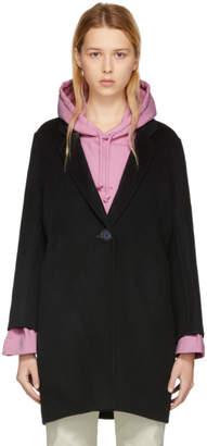 Acne Studios Black Anine Coat