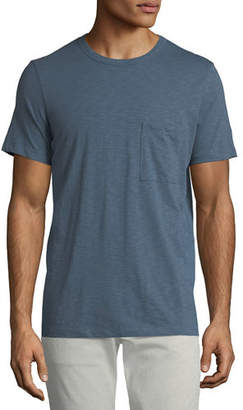 Theory Men's Cosmos Essential Pocket T-Shirt